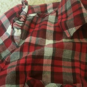 Juicy Couture Tops - Juicy Couture flannel top Sz. 10pm
